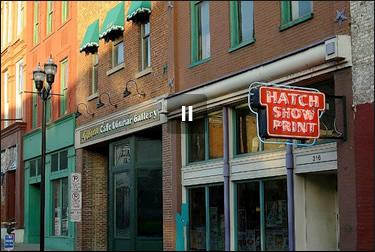Hatch Show Print Farmers Writers